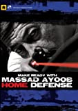 Panteao Productions: Make Ready with Massad Ayoob Home Defense - PMR013 - Self Defense  - Safe Room - Home Defense - Use of Force - DVD