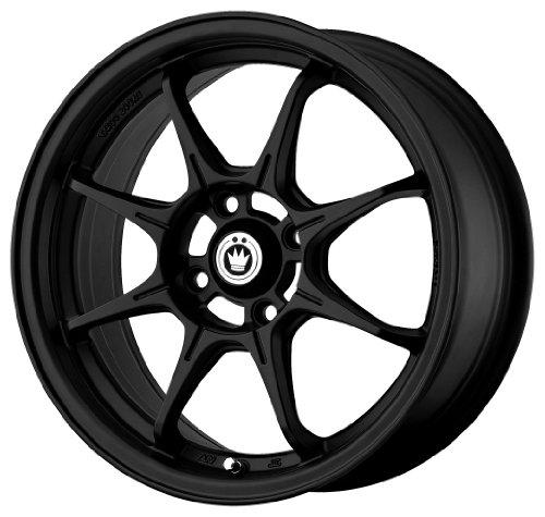 Konig Eco 1 Matte Black - 17 x 7 Inch Wheel