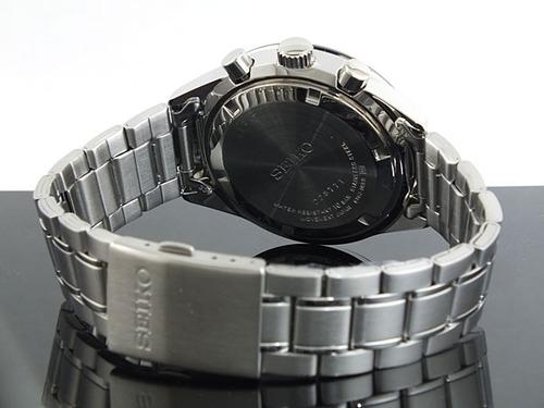 Đồng hồ Nam Seiko SSB049 Chronograph Quartz Watch