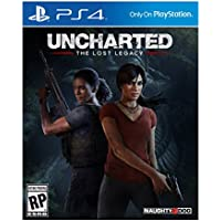 Uncharted: The Lost Legacy Standard Edition for PlayStation 4 by Sony