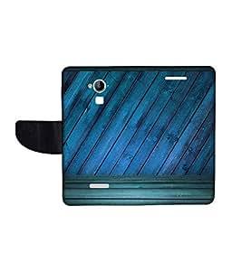KolorEdge Printed Flip Cover For CoolPad Dazen Note 3 Multicolor - (1479-55KeMLogo11706DazenNote3)