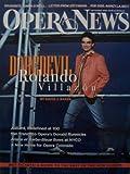 Opera News, Sep  2005, Vol  70, No  3 [single issue magazine] (Rolando Villazon, Juilliard at 100, Donald Runnicles, Vol  70 No  3)