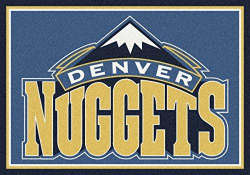 Denver Nuggets Milliken NBA Team Spirit Area Rug (2'8