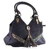 Kentworld Women's Handbag Black