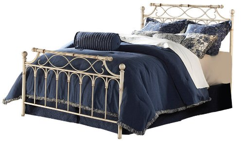 Fashion Bed Group Chester Bed, Crème Brulee, Queen 0