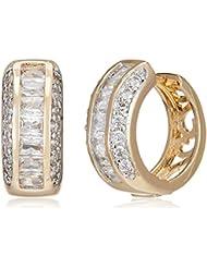 Sia Art Jewellery Clip-On Earrings For Women (Gold) (AZ3611)
