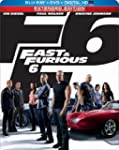 Fast & Furious 6 (Steelbook) (Blu-ray...
