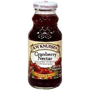Knudsen Cranberry Nectar Juice ( 24x8 OZ)