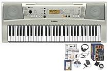 Yamaha PSRE313 61 Key Portable Personal Keyboard Package
