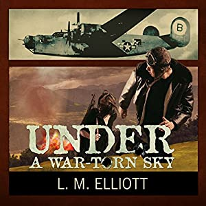 Under a War-Torn Sky Audiobook