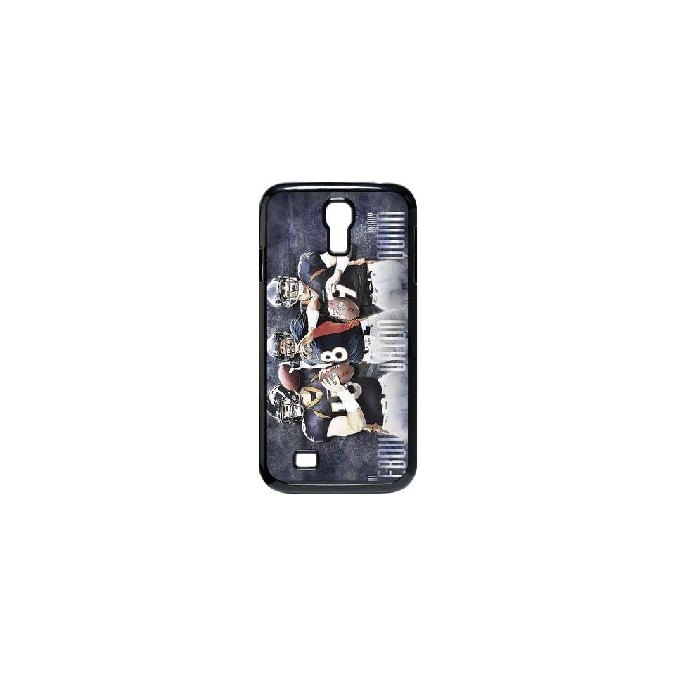 NFL Denver Broncos Inspired Design Plastic Custom Case Design Cases For Samsung Galaxy S4 I9500 s4 NY141