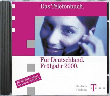 Telefonbuch, FJ 2000