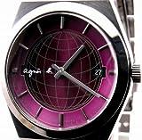 [アニエスベー]agnes b. 腕時計 BF6323P メンズ [並行輸入品]