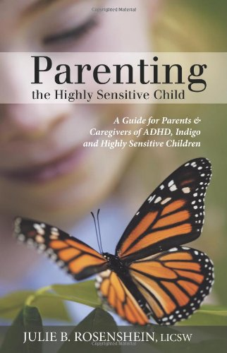 Parenting The Highly Sensitive Child: A Guide For Parents & Caregivers Of Adhd, Indigo And Highly Sensitive Children front-681764
