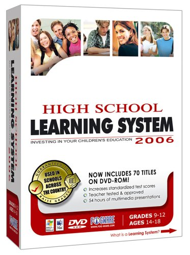 High School Learning System 2006 (PC & Mac)