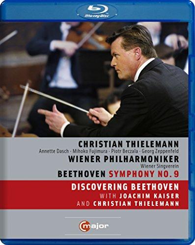 ベートーヴェン : 交響曲 第9番 「合唱つき」 (Beethoven : Symphony No.9 / Christian Thielemann | Wiener Philharmoniker) [Blu-ray] [輸入盤] [日本語帯・解説付]