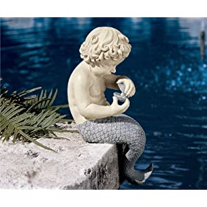 Nice T He Mystical Beauty Of The Mermaid Has Been Treasured As Good Luck For As  Long As Seafaring People Have Sought Safe Passage. Excitedly Opening An  Oyster ...