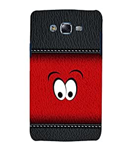 printtech Abstract Leather Pattern Back Case Cover for Samsung Galaxy E7 / Samsung Galaxy E7 E700F