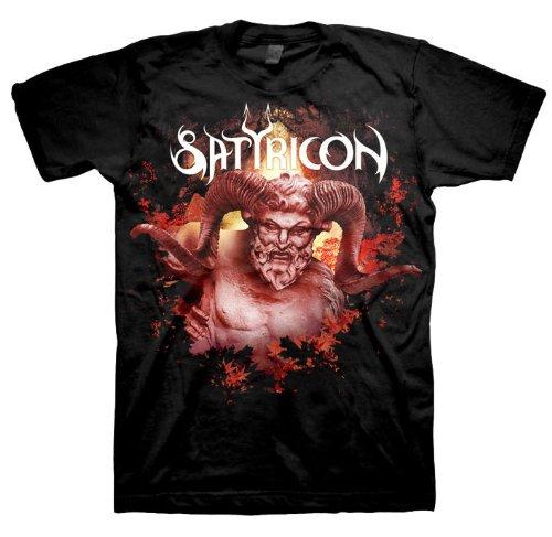 Satyricon - Top - Uomo Nero  nero