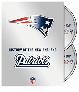 History Of The New England Patriots NFL DVD