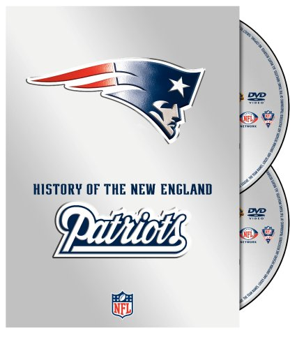 NFL History of the New England Patriots [DVD] [Import]