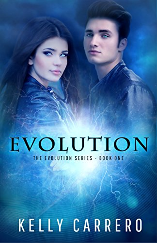 Evolution by Kelly Carrero ebook deal