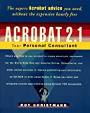 img - for Acrobat 2.1: Your Personal Consultant book / textbook / text book