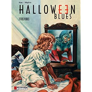 Halloween Blues, Tome 7 (French Edition) Kas