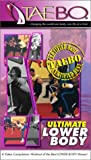 The Best of Tae-Bo - Ultimate Lower Body [VHS]