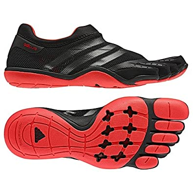 Adidas adiPURE Trainer Shoes (18 D(M) US, Black/Neoiromet/Corenergy)