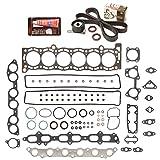 Evergreen HSTBK2023 Head Gasket Set Timing Belt Kit 89-92 Toyota Cressida Supra 3.0 DOHC 24V 7MGE