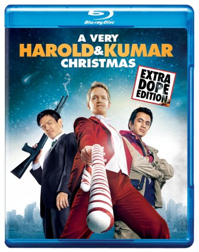 Cover art for  A Very Harold &amp; Kumar Christmas [Blu-ray]