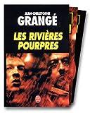 echange, troc Jean-Christophe Grangé - Grangé, coffret 2 volumes : Les Rivières pourpres - Le Vol des cigognes