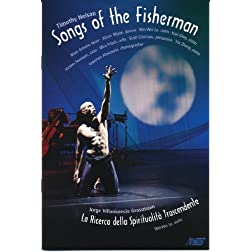 Timothy Nelson: Songs of the Fisherman