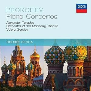 Prokofiev : Concertos pour piano (Coffret 2 CD)