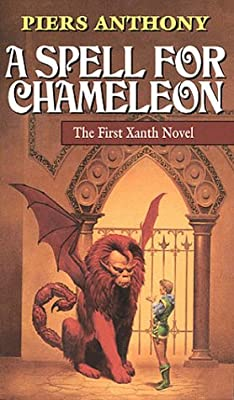 A Spell for Chameleon (Xanth Novels (Paperback))