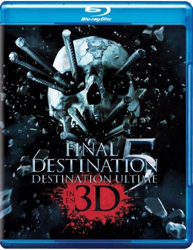 Final Destination 5 [Blu-ray]