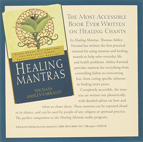 Healing Mantras: Using Sound Affirmations for Personal Power, Creativity, and Healing [With 23-Page Study Guide]