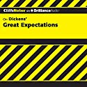 Great Expectations: CliffsNotes Audiobook by Debra Bailey Narrated by Kate Rudd