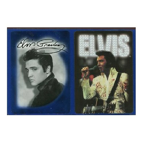 The U.S. Playing Card Co. Elvis 2 Decks Playing Cards - 1