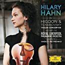 Higdon & Tchaikovsky Violin Concertos