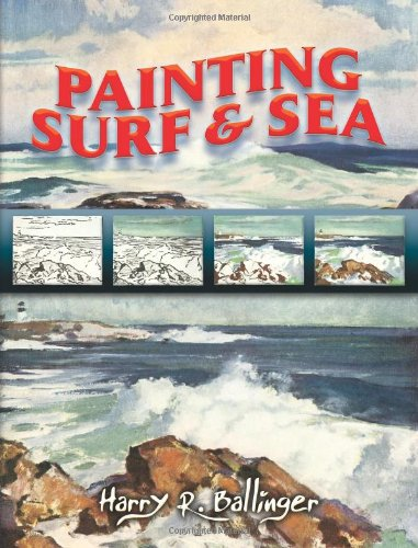 Painting Surf and Sea (Dover Books on Art Instruction)