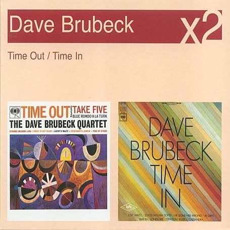 Dave Brubeck - Time Out/Time In - Zortam Music