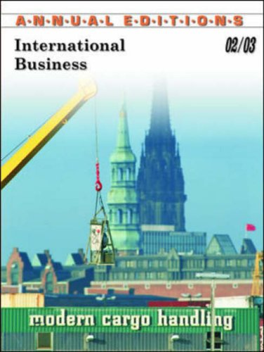 International Business: 02/03 (International Business, 2002-2003)