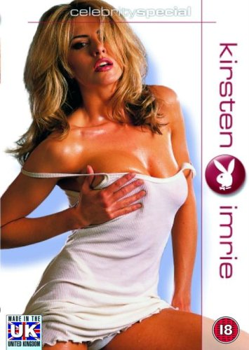 Playboy Celebrity Special: Kirsten Imrie [DVD] [2001]