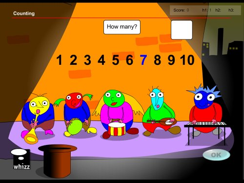 Maths-Whizz Key Stage 1 Counting