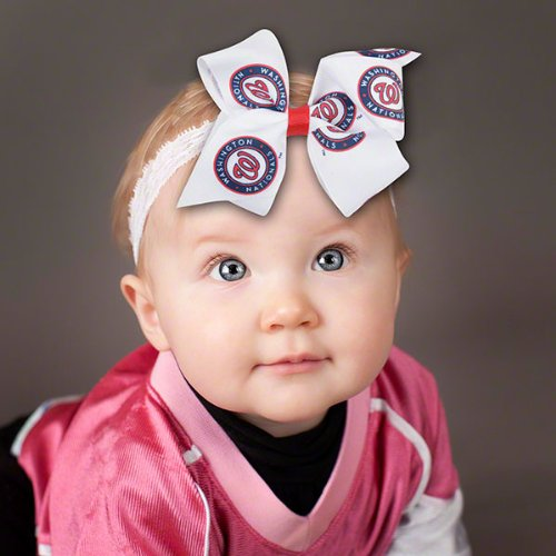 Washington Nationals Baby Headband at Amazon.com