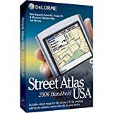 DeLorme Mapping Street Atlas USA 2006 for Handheld PDA