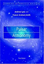 Big Sale Best Cheap Deals Pulsar Astronomy (Cambridge Astrophysics)
