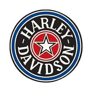 Harley-Davidson® 14'' Round Tin Sign - H-D® Gas Cap - AR2010641 Tin